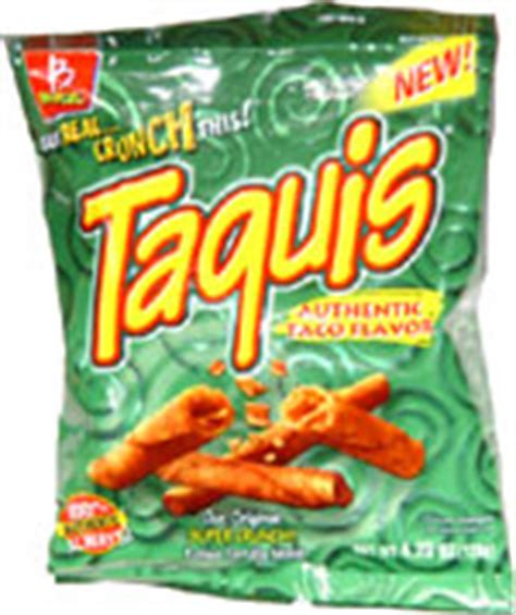 Takis/Taquis: All the Flavors