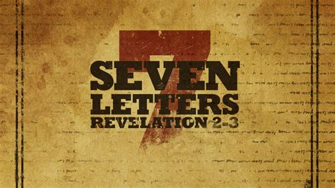 7 Churches of Revelation - which church are you? - YouTube