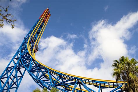The 10 Tallest Roller Coasters in the World
