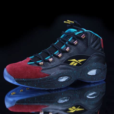 Burn Rubber x Reebok Question for Apollos Young 'The