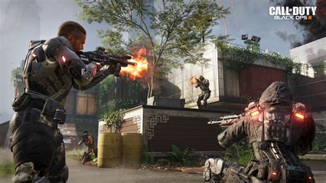 Call of Duty: Black Ops 3 beta now live on PS4, slightly
