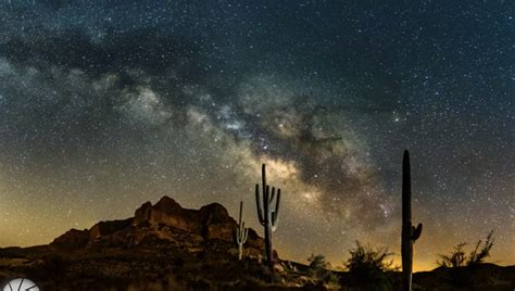 A Practical Guide to Processing the Milky Way in Landscape