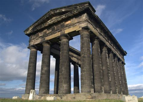 Penshaw Monument © Kev Murley :: Geograph Britain and Ireland