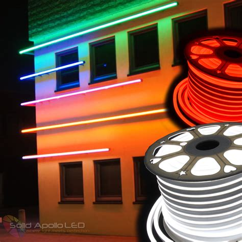 Solid Apollo LED, Introduces Neon LED Strip Light