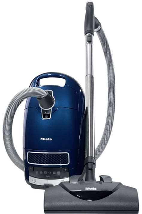 Miele S 8590 Marin Canister Vacuum Cleaner - Denver Vacuum