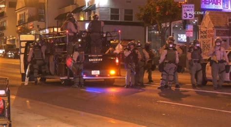 6 Arrested During West Hollywood Breonna Taylor Protest