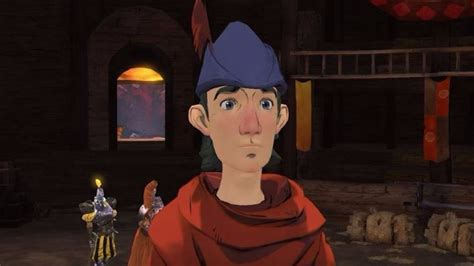 King's Quest: Chapter 1 Launch Trailer — Any hungry lions