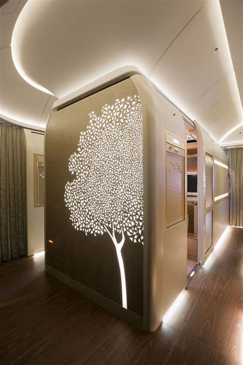 Emirates to debut its new fully enclosed First Class