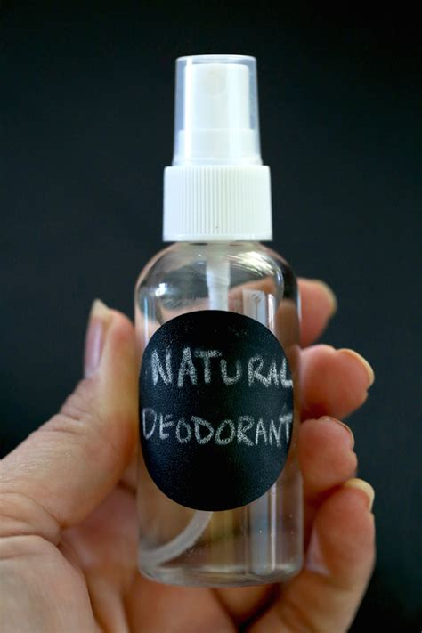 Finally An All Natural Deodorant Recipe That Actually