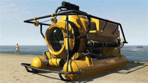 Submersible - Grand Theft Wiki, the GTA wiki
