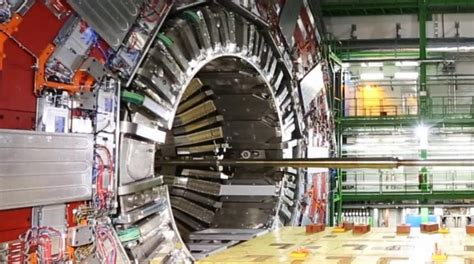 wordlessTech | Inside the Large Hadron Collider at CERN
