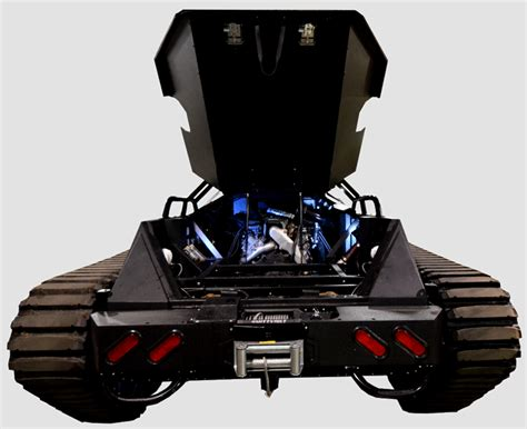 ripsaw EV2 dual track luxury off-road vehicle