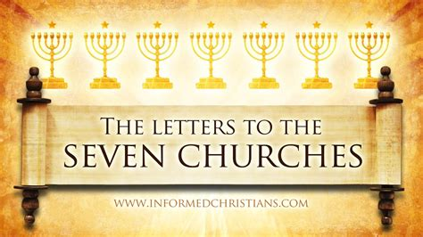The Letters to the Seven Churches - YouTube