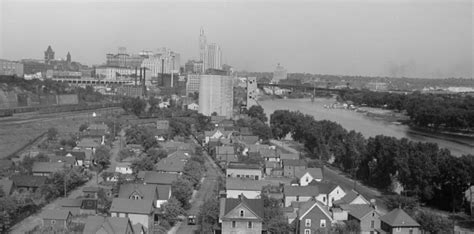 Vintage Minneapolis And Saint Paul Photos From The 1930s