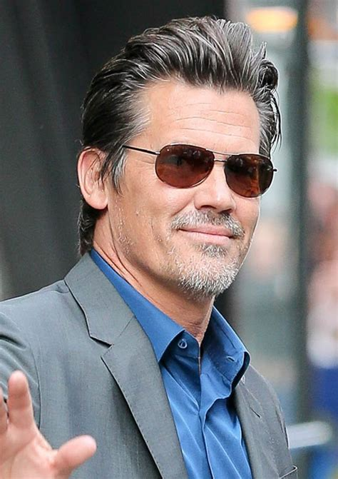 Josh Brolin is happy and healthy promoting Sin City: A