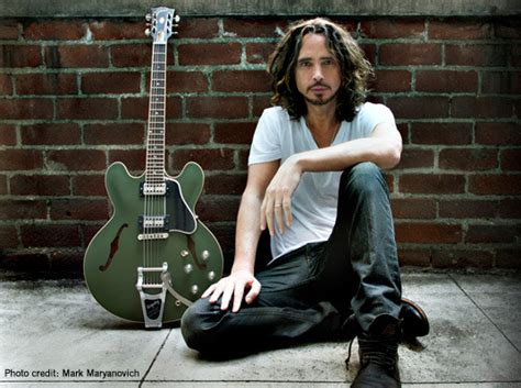 Interview: Chris Cornell Talks Higher Truth, His First ES