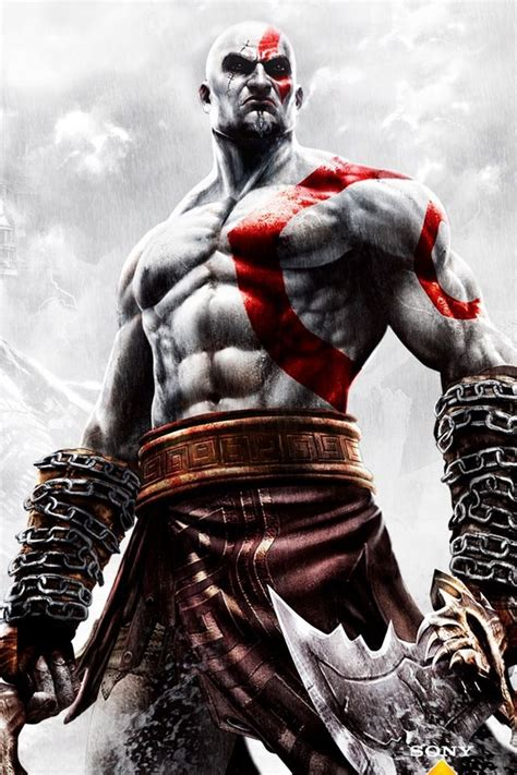 Wish they make a movie of this game , god of war | Wish