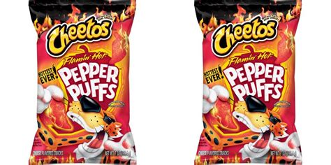 Cheetos Is Selling Its Hottest Flamin' Hot Snack Ever For