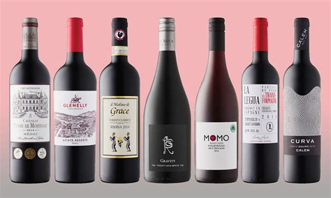 Eleven red wines from eleven regions and seven varieties