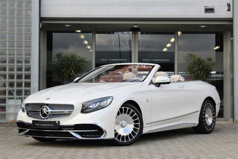 Mercedes-AMG S Cabrio 650 Maybach 1 of 300 - Thijs Timmermans
