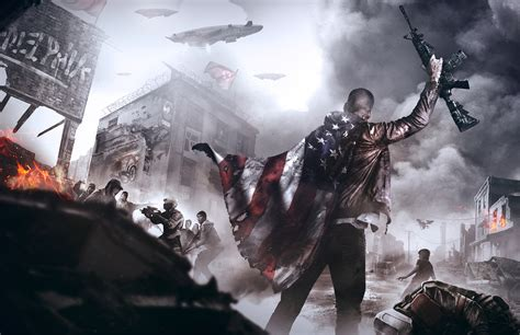Homefront: The Revolution Review - Make America Great Again