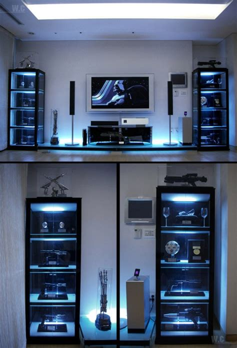 A home décor Star Wars fans would be proud of