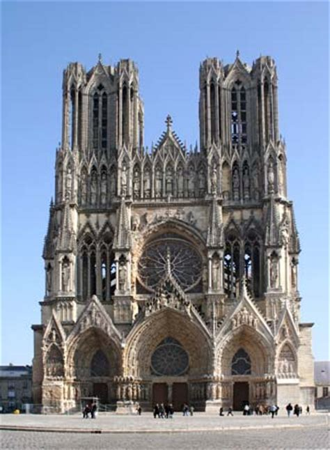 Reims Cathedral   cathedral, Reims, France   Britannica