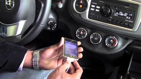 2012 | Toyota | Yaris | Aux and Usb Ports | How to by