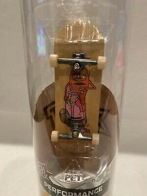 Tech Deck Performance Series Real Wood Toy Machine