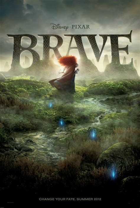 Next Up for Pixar: New Movie Preview for BRAVE