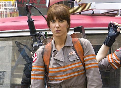 Kristen Wiig Reveals She Doesn't Drive the ECTO-1 in