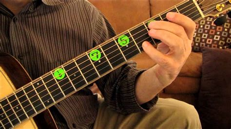 How to Play Blackbird on Guitar Lesson Chords Paul