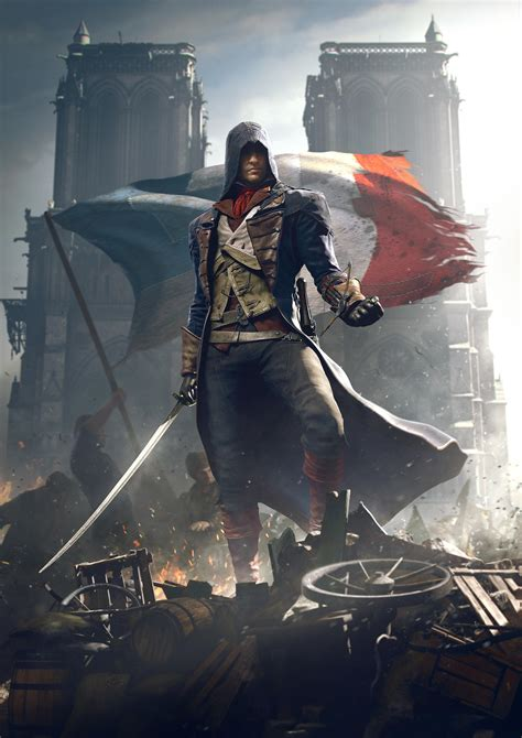 Assassins Creed, Assassin´s Creed Unity Wallpapers HD