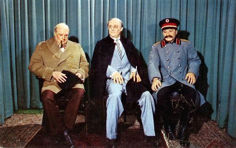1945 Yalta Conference | The Yalta Conference - February 4