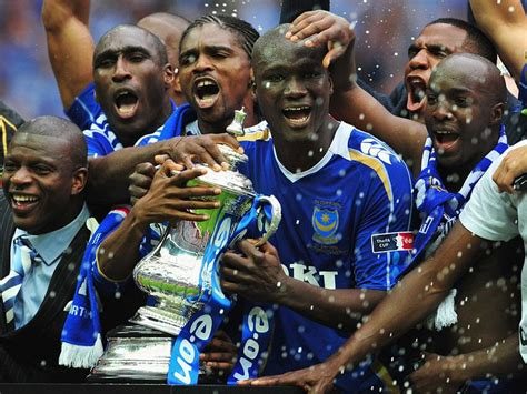 The sad story of Portsmouth FC: from FA Cup Champions to