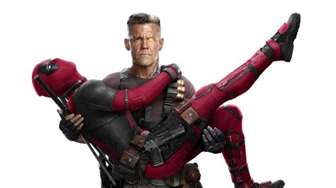 Deadpool Cable in Deadpool 2 4K Wallpapers | HD Wallpapers