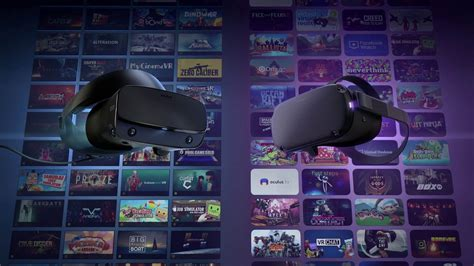 Play your PC VR game library on the Oculus Quest from