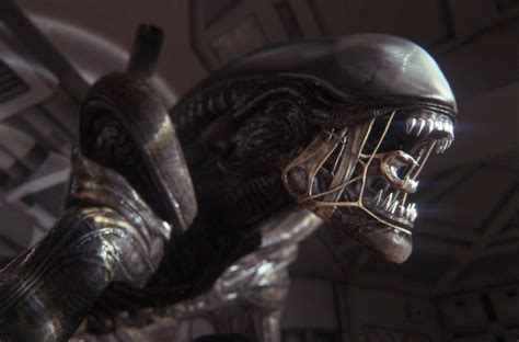 """Alien: Isolation is """"a bit like a Metroidvania game"""" - VG247"""