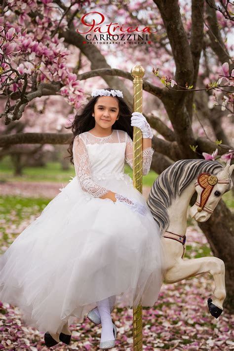 Ylani's First Holy Communion Photo Session – Patricia