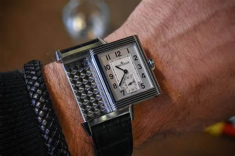Hands-On - Jaeger-LeCoultre Reverso Tribute to Piet