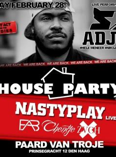Houseparty 15 · We are Back - Tickets, line-up & info