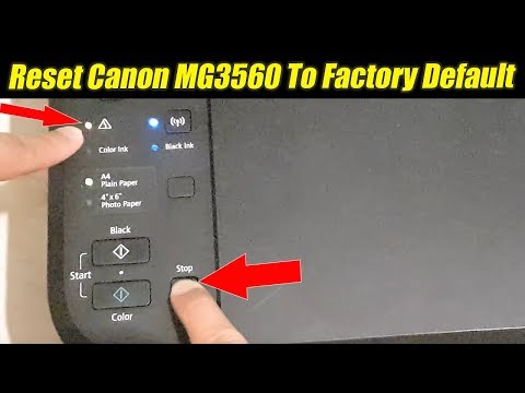 Canon Service Tool | How To Solves Error 5B00 On Printer