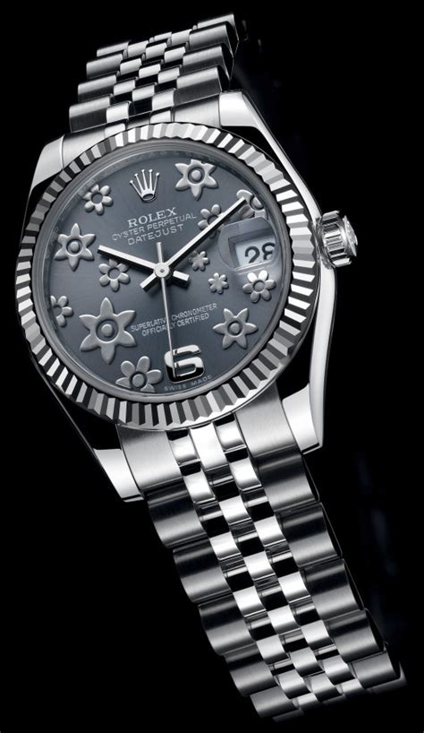 World Fashion Center: Rolex Oyster Perpetual Datejust