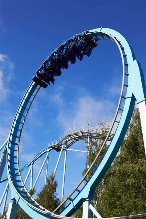Top 10: Britain's fastest roller coasters - Travel