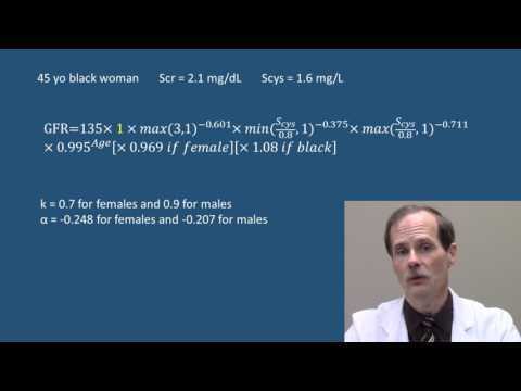 GFR Estimating Equations: Getting Closer to the Truth