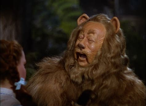 Wizard Of Oz Lion Quotes