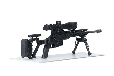 Pautac Precision Chassis for the Sako TRG 22/42 -The