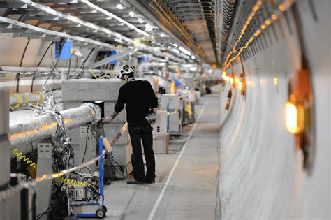 The lesson from CERN: Why scientists should celebrate