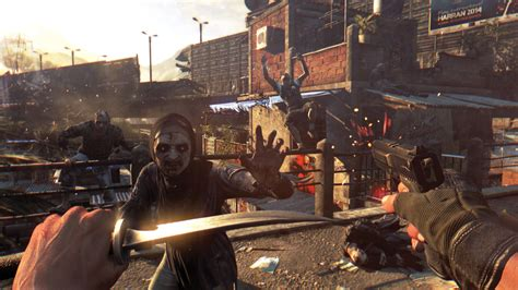 Take a look at the map of Dying Light from end to end - VG247