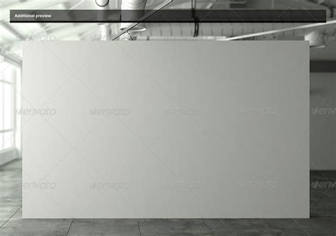 Gallery / Wall Graphic Mock-Up by Zeisla   GraphicRiver